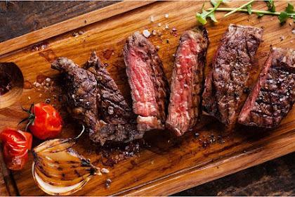 Suka Memasak Daging Sapi?  Kenali 14 Bagian Daging Sapi Ini !