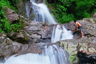 Air Terjun Kalibanteng Kudus