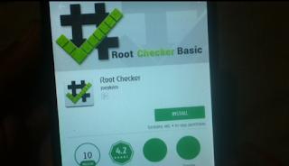Root Checker snap 1