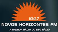 Rádio Novos Horizontes FM 104,7 de Santo Ângelo RS