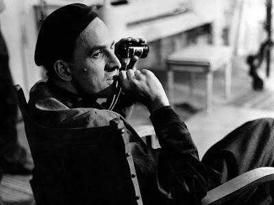 """Cena do documentário """"Ingmar Bergman - Por Trás da Máscara"""", que estreia com exclusividade no Curta! - Divulgação"""