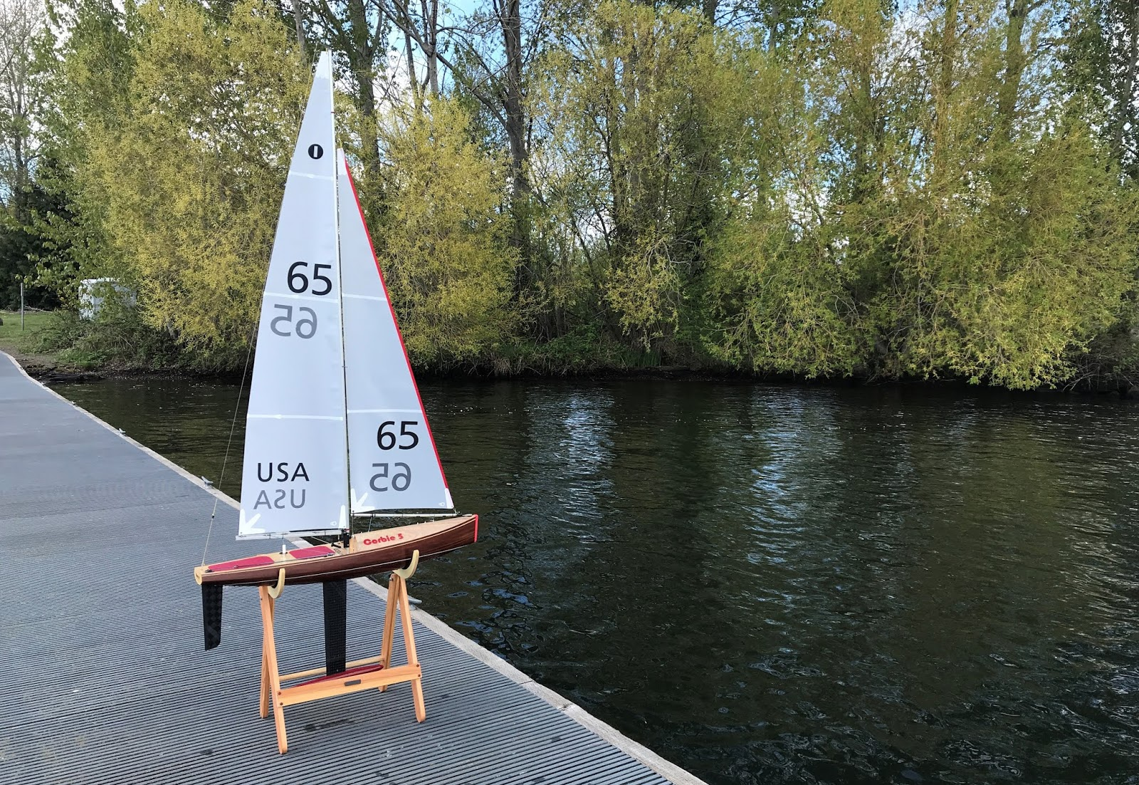 Gallery Of Rc Sailboats