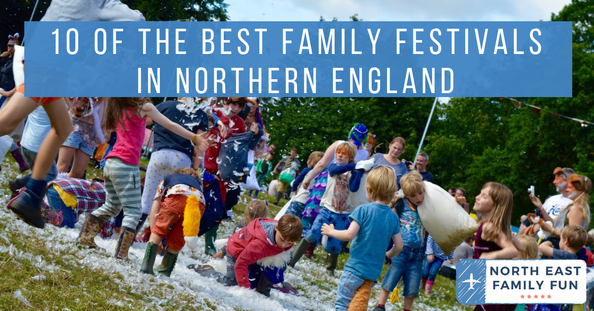 10 of the Best Family Festivals within a 3 Hour Drive of Newcastle