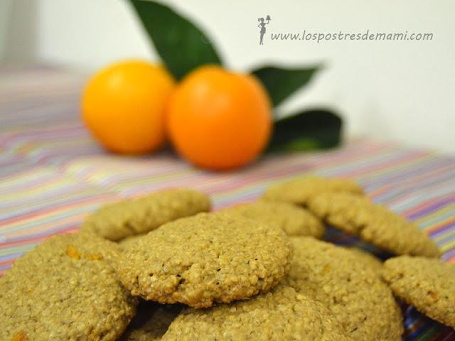galletas-jengibre-avena-naranja
