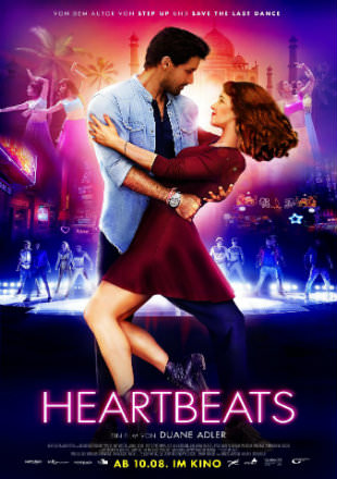 Poster of Heartbeats 2017 Full English Movie Download Hd 1080p
