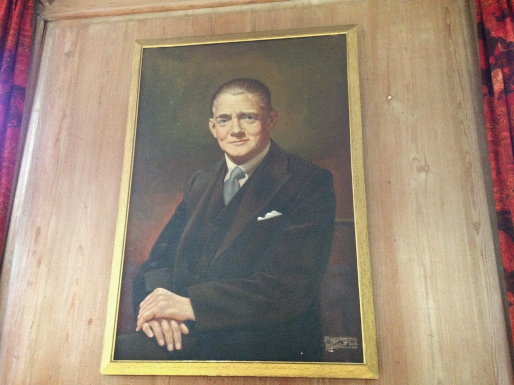 Lord Nuffield portrait