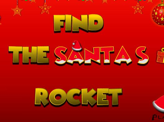 EightGames Find The Santas Rocket