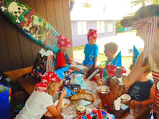 Pirate Party at Jeff's!