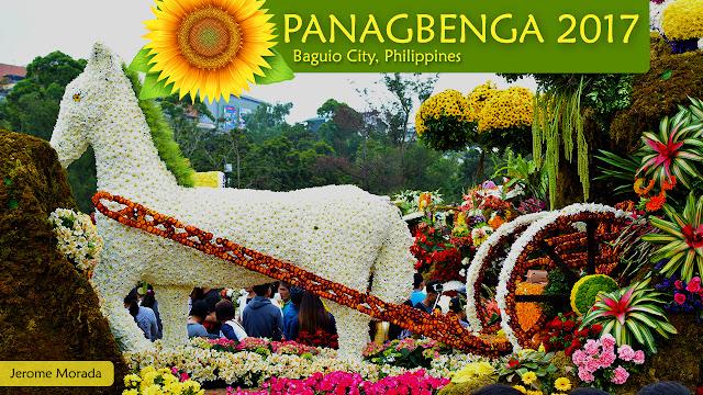 Panagbenga Flower Festival 2017 Baguio City