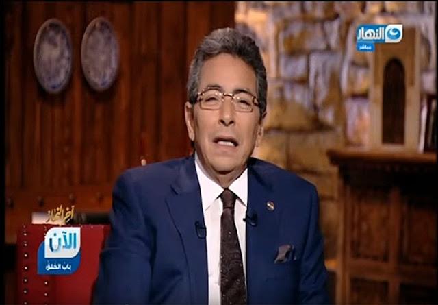 برنامج باب الخلق 10/2/2018 محمود سعد باب الخلق 10/2