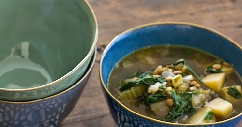 Slow Cooker from Scratch®: Chard, Lentil, and Potato Slow Cooker Soup ...