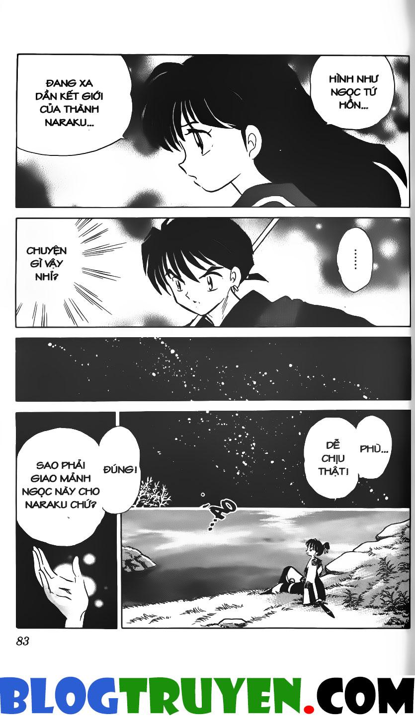 Inuyasha vol 21.5 trang 8