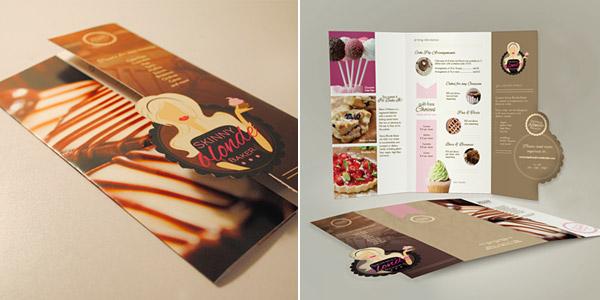 In nhanh Brochure đẹp tại xưởng Hà Nội, thiết kế Brochure độc đáo chuyên nghiệp Blonde