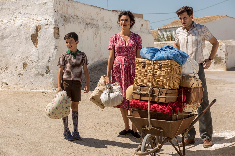 Dolor y Gloria - Penelope Cruz, Raúl Arévalo y Asier Flores
