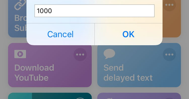 How To Text Blast in iOS - This Shortcut Lets You SMS Bomb Any