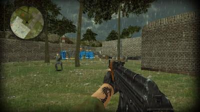 The Last Commando II  Mod Apk v1.3 (Unlimited money+Ammo+Healt)