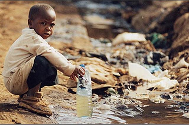 Sem Água Potável-Só DOENÇAS-1