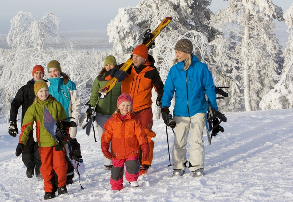 Ylläs, Finland - The Top Ski Resorts for Families In The World