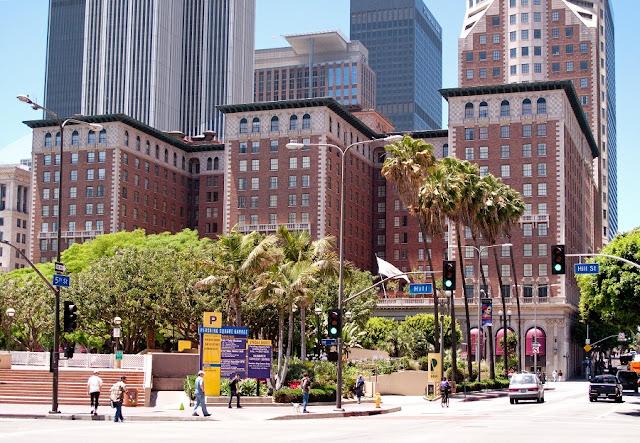 Hotéis históricos em Los Angeles na Califórnia