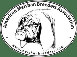Meishan pigs breeders registry. Responsible breeding can save this breed!