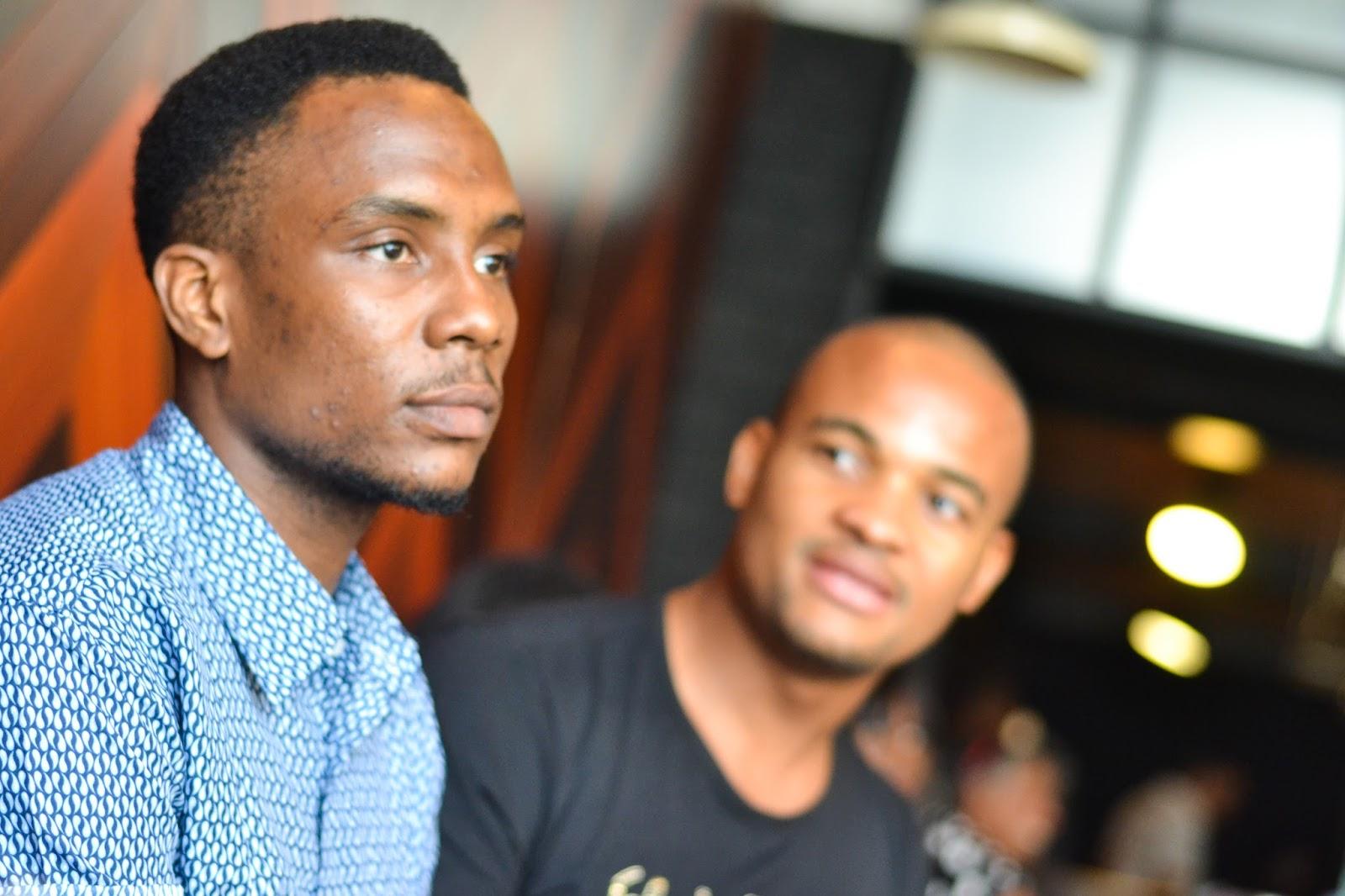 Ifeanyi Okafor Nigerian Male Blogger