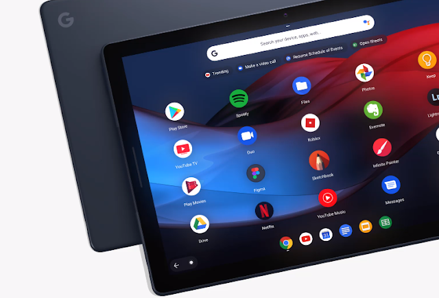 You can now buy a Google Pixel Slate tablet