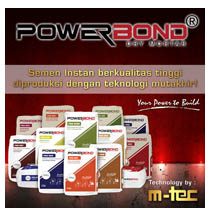 Powerbond Dry Mortar