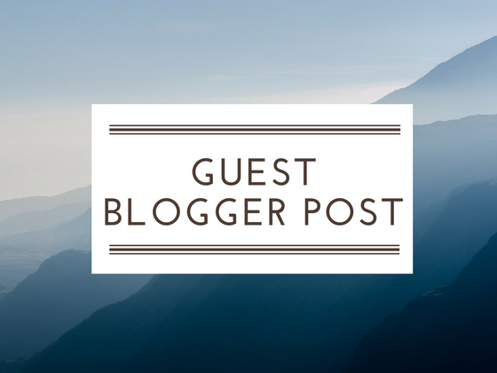 Guest Blogger: A Good Writer