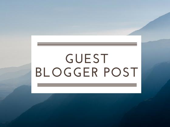 Guest Blogger: A Good Writer