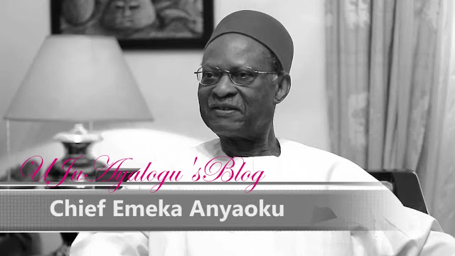 Nigeria better if restructured into regions – Anyaoku