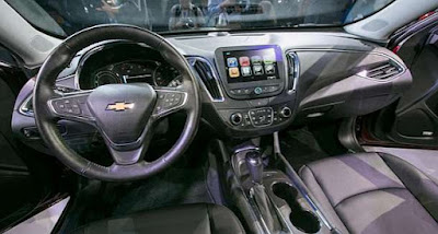 Exclusive Chevrolet Cruze Facelift interior 2016 Hd Image
