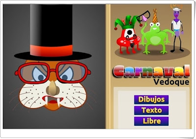 http://www.vedoque.com/juegos/juego.php?j=Carnaval-Vedoque&l=es