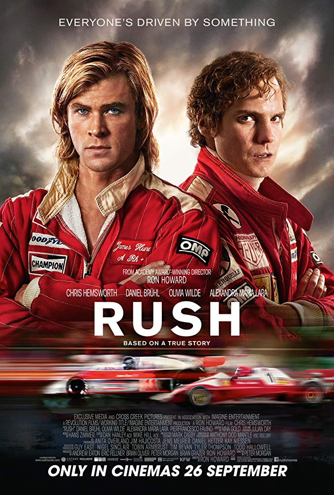 Rush 2013 English Movie Bluray 720p With Bangla Subtitle