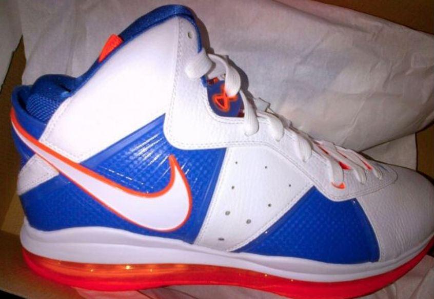 lebron james knicks shoes - photo #20