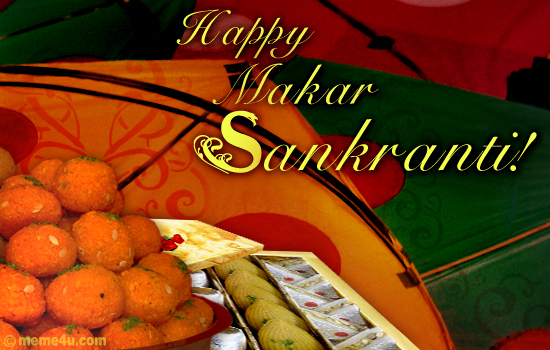 Makar Sankranti Greetings