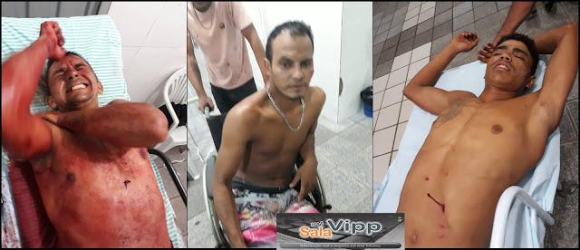 Três bandidos ficam feridos ao confrontarem Equipe da SEIC em São Bernardo