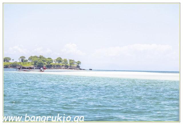 Sand Island, Pulau Pasir, Desert Island