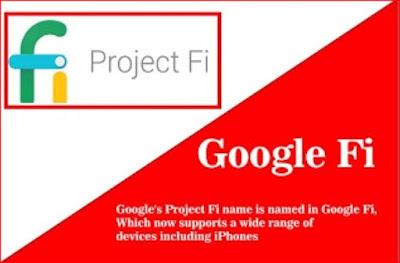 Google's Project Fi hota kya hain?kya hain Ye kaise kaam karta hai?