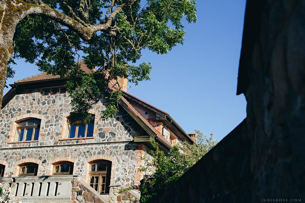 mūra ēka Kuldīga