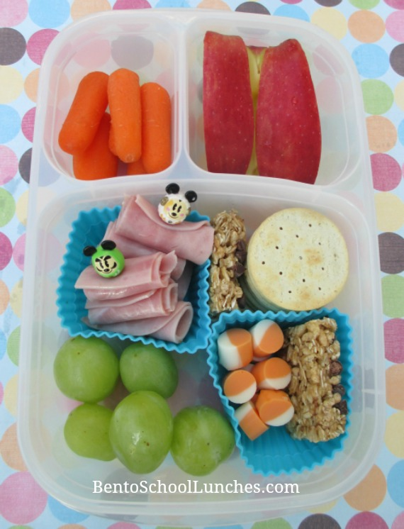 DIY Lunchables, Quick and Easy.
