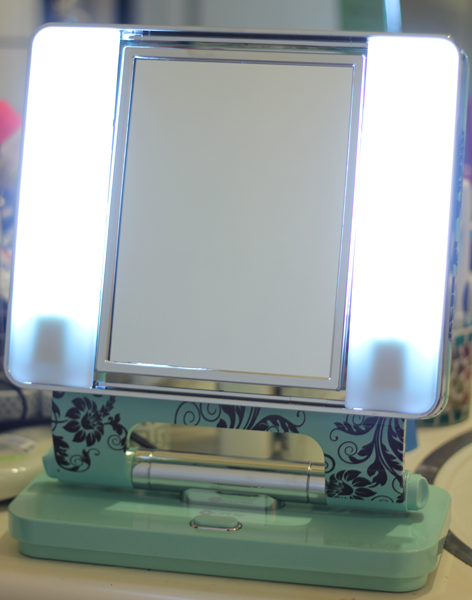 Beauty Watch Ott Lite Makeup Mirror Review