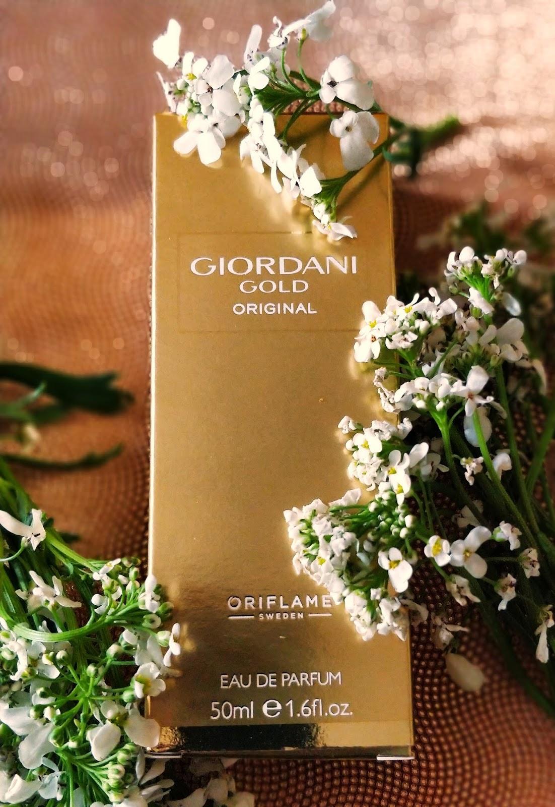 Oriflame Giordani Gold Original Eau De Parfum New 50ml Review