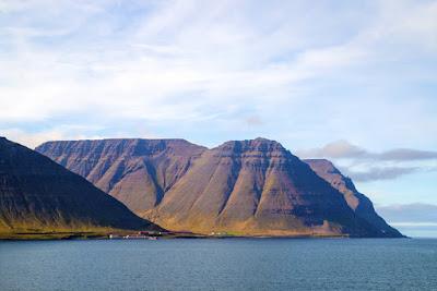 Ísafjörður tiene gran belleza paisajistica