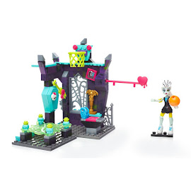 MH Physical Deaducation Mega Bloks Figures