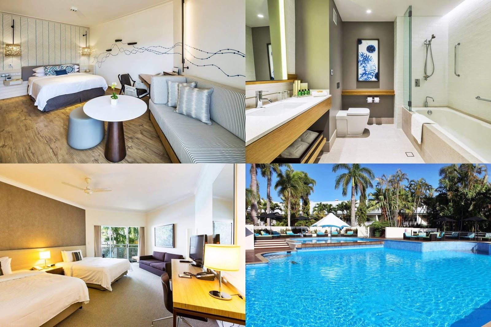 凱恩斯-住宿-推薦-香格里拉-飯店-旅館-民宿-公寓-酒店-Cairns-Shangri-La-Marina-Hotel
