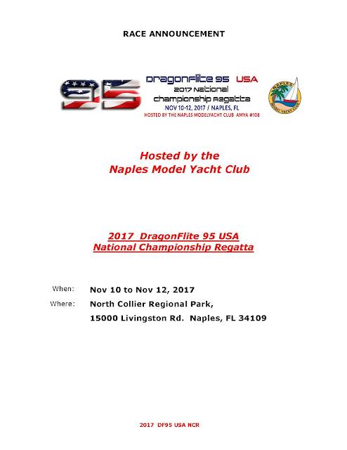 2017 DF95 USA NCR Notice of Race