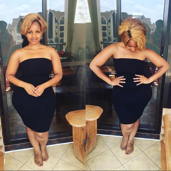 Voluptuous Grace Msalame Announces Plans To Trim The