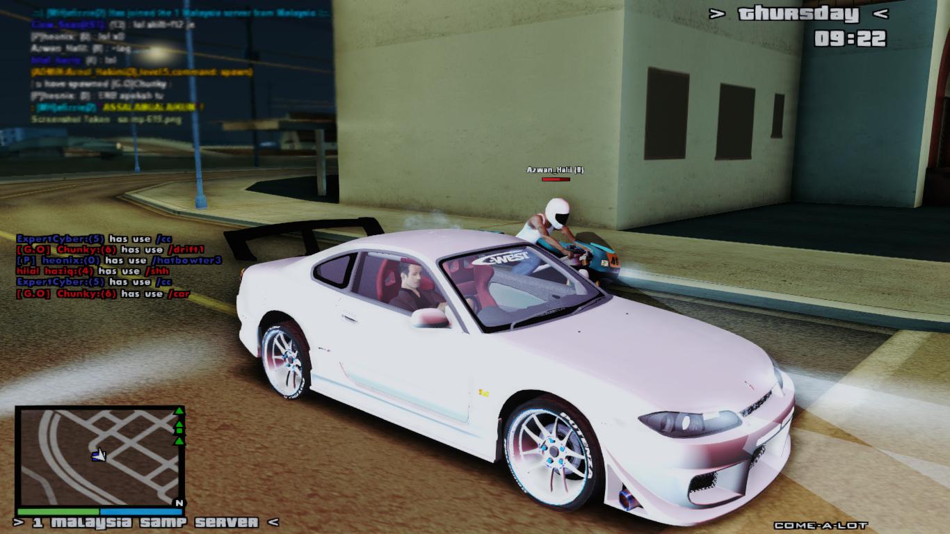 Gta SA Nissan Silvia S15 Drift Style - Gta Sa Mods Collection
