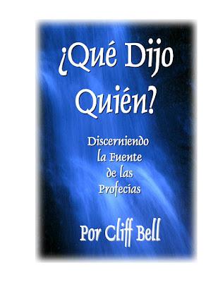 Cliff Bell-¿Qué Dijo Quién?-