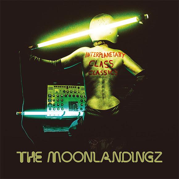 Yoko Ono et Sean Lennon sur le nouvel album des Moonlandingz